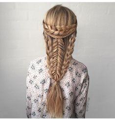 Mixed braids
