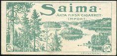 Finnish Tobacco Vintage Ephemera, Signage, Nostalgia, Culture, Retro, Paper, Garden, Movie Posters, Life