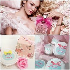 Viva La Juicy Couture Inspired Natural Body Butter Hand Cream Foot Cream Massage Balm Body Lotion Non Greasy
