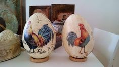 something to create: Easter 2017 Decoupage, Easter, Create