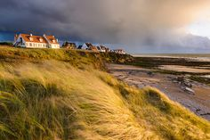 Audresselles storm - Audresselles, France by Bart Heirweg Free Photography, Photography Projects, Landscape Photography, Nature Photography, Places Around The World, Around The Worlds, France, Jolie Photo, Beach Walk