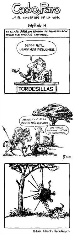 El Toro de Tordesillas año 3528.