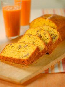 Ginger-Carrot Bread