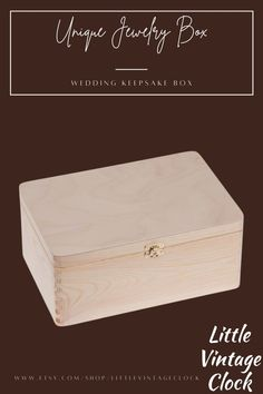 Here is a larger box with lid, made of wood with high aesthetic value, beautiful color and natural fragrance. #BoxPhotography,#bigwoodbox,#woodenalbumbox,#rawwoodenbox,#photopackaging,#weddingkeepsakebox,#woodenboxwithlock,#boxwithhingedlid,#roundedcorners,#roundedcornerboxes,#uniquejewelrybox,#mensjewelrybox,#engravedjewelrybox Wedding Keepsake Boxes, Wedding Keepsakes, Wedding Boxes, Wedding Gifts, Wooden Gifts For Her, Unfinished Wood Boxes, Wooden Box Designs, Engraved Jewelry Box, Wooden Man