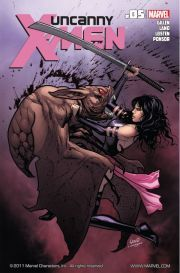 Uncanny X-Men Vol. 2 #5 The X-Men investigate a new Marvel Universe area called Tabula Rasa!