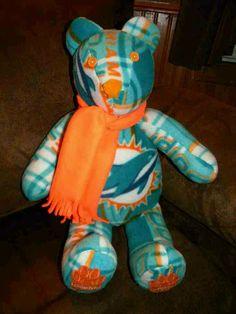 Customize a Licensed Sports Team Beary Bear by MyBearyBears