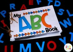 ABC Booklet FREEBIE