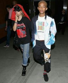 Jaden Smith Fashion, Graphic Tee Shirts, Wardrobes, Rihanna, Personal Style, Street Style, Tees, Fitness, Womens Fashion