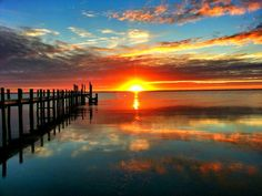 Currituck Sound,  Outer Banks