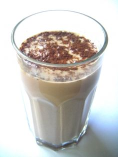 M.I.L.O - Milo! - Ok, this isn't so much a recipe as a nostalgic post and one that's making me thirsty... Milo is a chocolate malted milk drink, served hot or cold... but best cold when all the powder doesn't completely dissolve... and is yummy/crunchy and choclatey!      Yes, exactly how i remember it when i was a little girl. :)