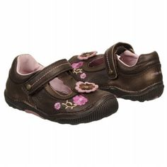 Stride Rite SRT Malinda Tod Shoes (Brown)