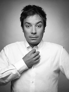 A sense of humor......and Late Night with Jimmy Fallon.  Ok, and Jimmy Fallon.