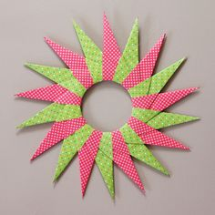 Alice And Caligula - Einfach. Selbst gemacht!   Kreativblog   A&C: DIY   Origami Sterne falten