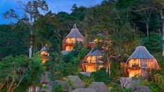 #thailand  Look at this amazing thai treehouse resort.  #treehouse #treehousearchitecture #goodlife #nature #incredible #amazing #wanderlust #amazingview #lifestylemagazine #travel #travelblog #travelinspo  #inspirationalplaces #sunset #silence #luxury #millionairelifestyle #holidayhome #sunset #backpacking #travelinspiration  #backpacking #greatbarrierreef #firstclasstraveller #thekeemala by big_dream_travels http://ift.tt/1UokkV2