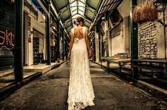 Empty street bride shot. Wedding Photography, Bride, Wedding Dresses, Empty, Street, Fashion, Wedding Bride, Bride Dresses, Moda