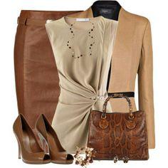 Chic outfit, www.lolomoda.com