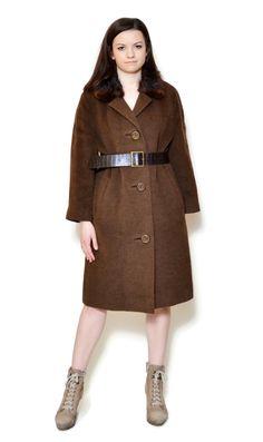 vintage coat winter  US$69.95