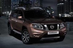 Smart and Advanced #SUV - #Nissan #Terrano #NissanTerrano #PowerfulPresence #SUVs