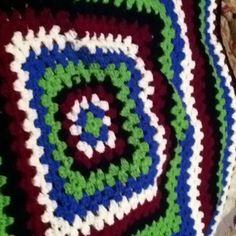 Dillon's new blanket