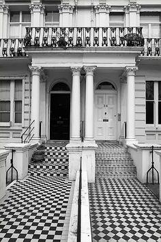 Notting Hill, London #city