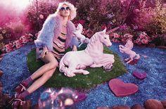 Eveline Rosing by Sandrine Dulermo & Michael Labica for Glamour Italia February 2016