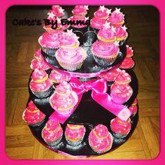 Cupcakes fiançailles
