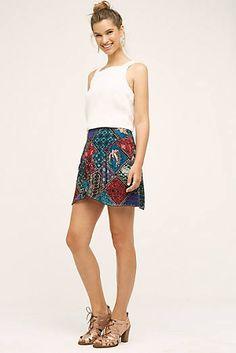 Nicoya Silk Skirt
