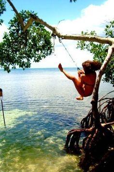 justa swingin. sweet summer time