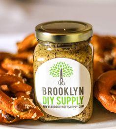 DIY Mustard Making Kit | Gifts Crafting & DIY | Brooklyn DIY Supply