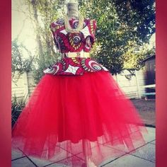 Dainty Frocks- Nqobile is legend! African Dresses For Kids, African Print Dresses, African Print Fashion, African Fashion Dresses, African Prints, Seshoeshoe Dresses, Bridesmaid Dresses, African Traditional Wedding Dress, Tutu
