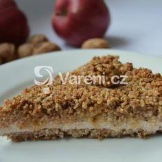 Fotografie receptu: Bezlepkový ořechový koláč Sweet Tooth, Low Carb, Gluten Free, Pie, Keto, Cooking, Ethnic Recipes, Desserts, Food