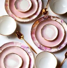 pink suite-one-studio-porcelain