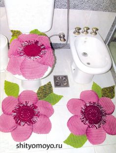Flower bathroom flower de or with diagrams