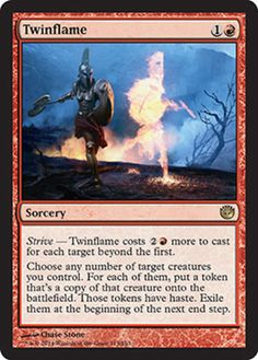 mtg-Journey-into-Nyx-1x-Twinflame-x1-Magic-the-Gathering-rare-game-card-red