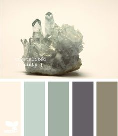 crystalized tints...which color for my kitchen.  Must go with Black, beige and off white granite and white cabinets