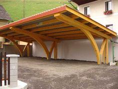 Carport & Holzbau GmbH - Carport Whilst historical inside strategy, a pergola have been having Pergola Patio, Metal Pergola, Pergola Shade, Gazebo, Corner Pergola, Carport Sheds, Carport Plans, Pergola Carport, Cantilever Carport