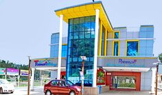 Ponmari Residencyy | Listedads Best Hotels, Multi Story Building