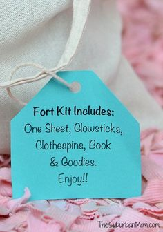 Diy Fort Kit