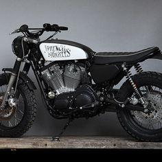 MONKEE #28 - Harley Davidson Sportster