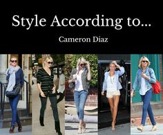 I haven't done one of these in a while and I love hunting for style inspiration from celebrity street style. Let's be honest, Cameron Diaz is the Queen of street style. She looks so eff…