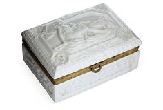 French Dresser Box on OneKingsLane.com