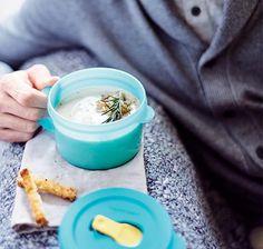 CrystalWave Microwave Soup Mug
