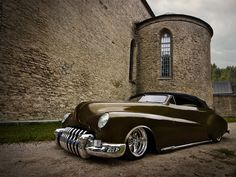 'Evita' Buick '46. Lookin' good