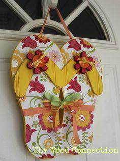 Flip Flop Door Hang