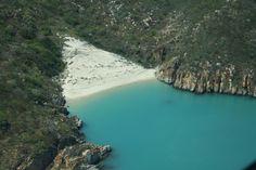 Un-named Beach in the Kimberley