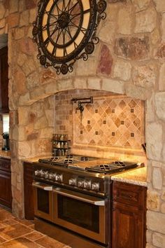 Mediterranean Kitchen Photos Design Ideas, Pictures, Remodel, and Decor - page 11
