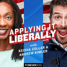 Interracial couple Keisha Zollar and Andrew Kimler debate, discuss, and disseminate news, pop culture, and general idiocracy with their comedian friends.