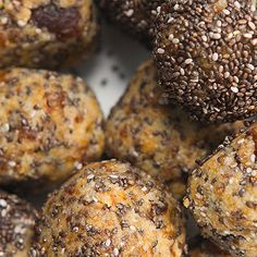 Know exactly what goes in your snacks—by making them! Check these out these apricot and chia treats.