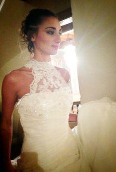Un tocco di estrema eleganza per la nostra sposa #details#abito www.kappadisposi.it