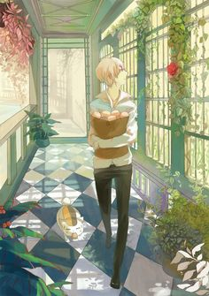 夏目 Natsume | Natsume Yuujinchou #manga